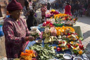 nepal_katmandou_offrandes