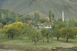 Village d'Anatolie