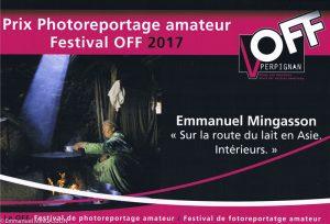 prix festival off